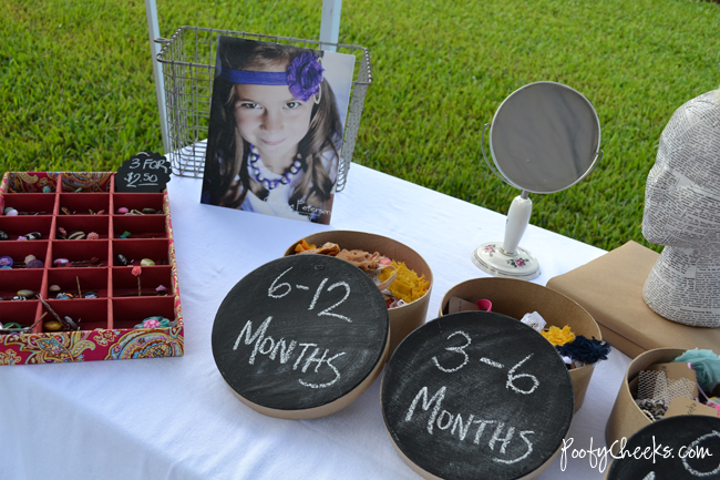 Craft Booth: DIY Foam Board Photo Display