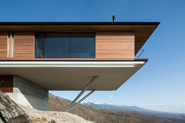 house in yatsugatake by kidosaki architects studio 4
