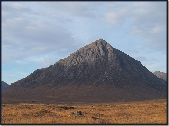 Stob Dearg from near King's House