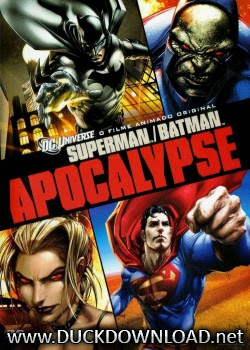 Baixar Filme Superman/Batman: Apocalypse DVD-R