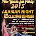 Arabian Night at The Radiant Cirebon