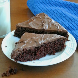 Scrumptiously Simple Chocolate Cake