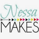 Nessa Makes Button