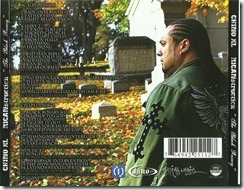 CHINO XL - RICANstruction 'The Black Rosary' (back)