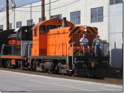 IMG_7516 Portland Traction SW1 #100 at East Portland on July 13, 2007