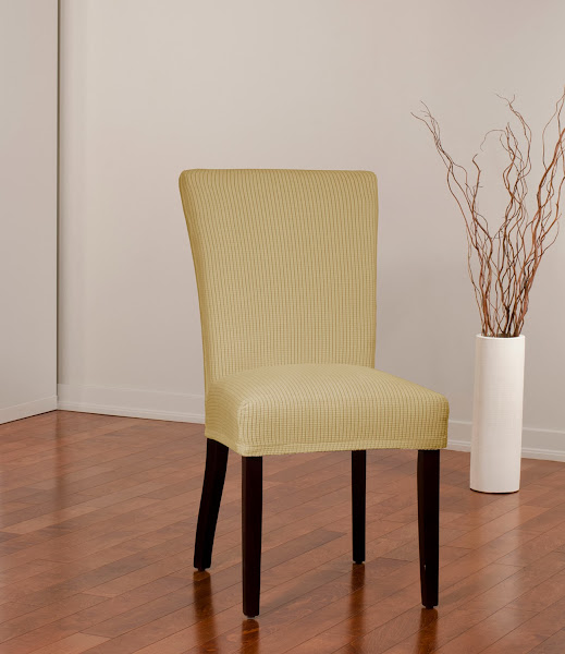 natural dining chair slipcover dimples bone dining chair slipcover