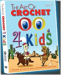 Art of Crocheting DVD
