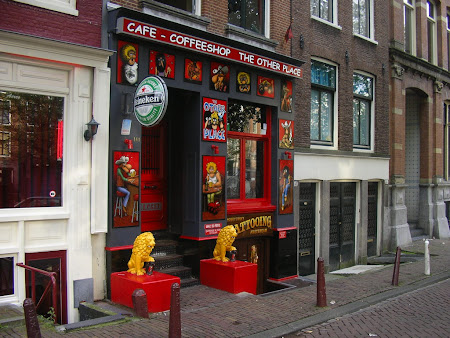 Amsterdam: The red district