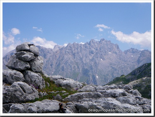 Poncebos-Canal de Trea-Jultayu 1940m-Lagos de Covadonga (Picos de Europa) 5167