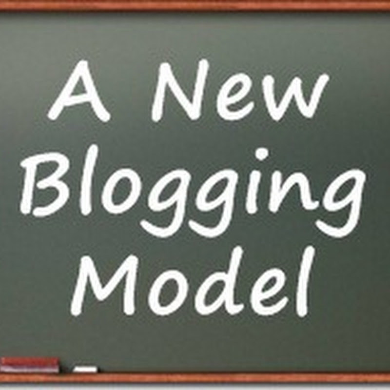 A new blogging model