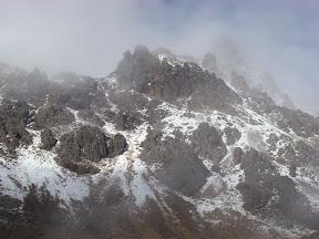 Ecuador, Ascenso al Cayambe, los Illiniza, Cotopaxi y Chimborazo
