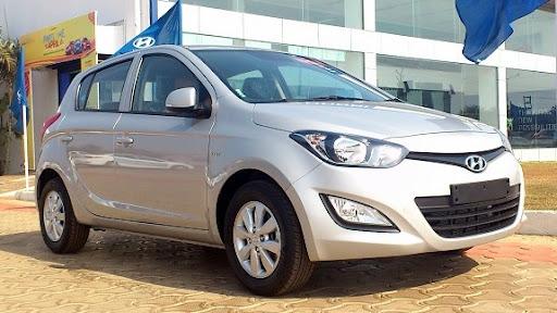 Makyajlı 2012 Hyundai i20 Detaylandı