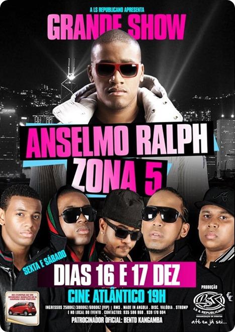 Zona 5 x Anselmo Ralph