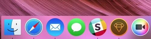 MacのアプリアイコンiOS8に変更