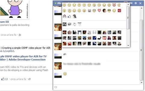Aumentar el tamaño de las pestañas del chat de Facebook