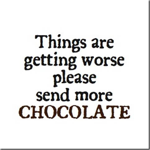 gia bow chocolate quote