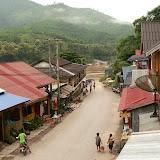 Halte à Pakbeng pour la nuit