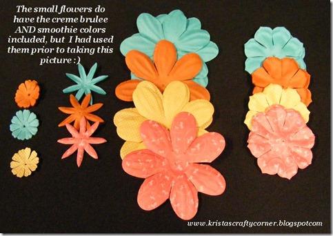 Paradise Paper Flowers