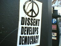 Dissent develops democracy