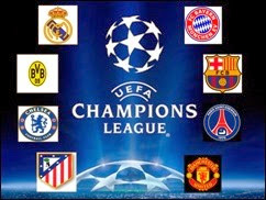 Sorteo Cuartos de Final Champions League 2014