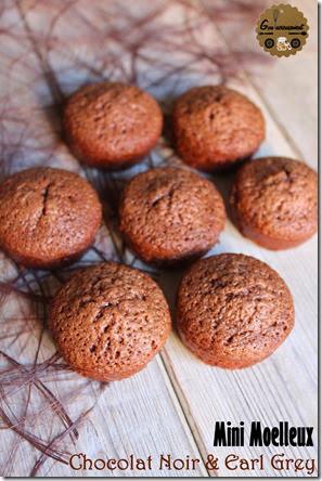 Mini Moelleux Chocolat & Earl Grey 7