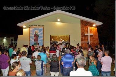 Igreja São Judas Tadeu - Patrocínio-MG - Paróquia São Damião de Molokai -DSC04914 (1280x850)-20141028