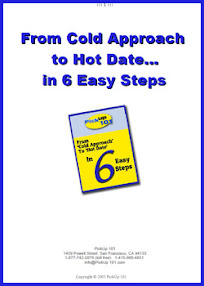Cover of Lance Mason's Book 6 Easy Steps To A Hot Date