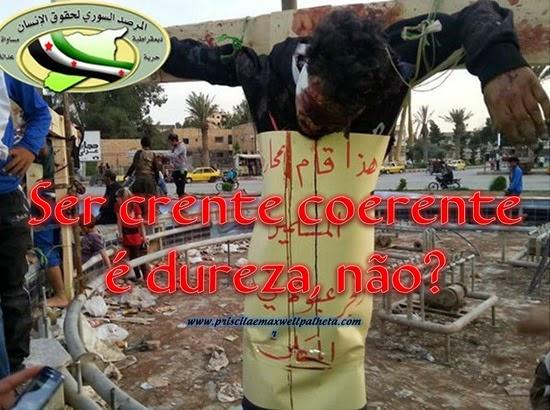 cristãos mortos islã