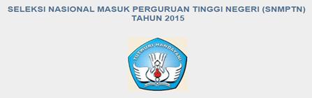 logo snmptn 2015