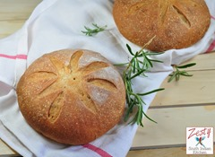 Italian rosemary bread 5
