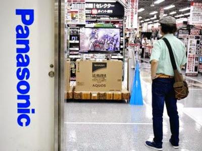 A fabricante japonesa de eletrônicos Panasonic
