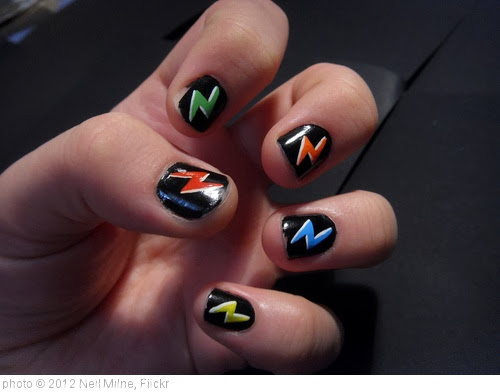 'Lightning Nail Art' photo (c) 2012, Neil Milne - license: http://creativecommons.org/licenses/by-sa/2.0/