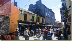 14.Galway. The Quays