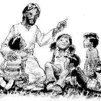 PASTORAL- Jesús y los niños