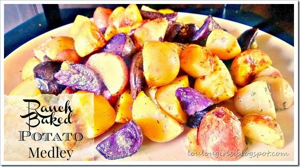 ranch baked potato medley