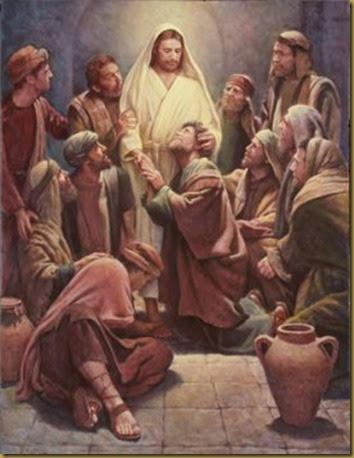 JESUS APARECE A DISCIPULOS