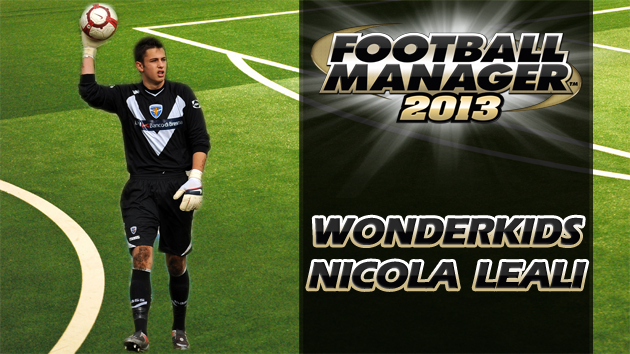 Football Manager 2013 Wonderkid - Nicola Leali