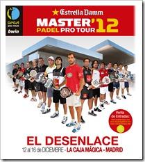 """Maxi Sánchez jugador Wilson: """"El Máster PPT de Madrid es el torneo más bonito y espectacular"""""""