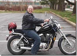 Mike moto still