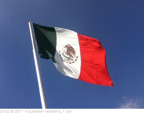 'Bandera Mexicana' photo (c) 2011, in pulverem reverteris - license: http://creativecommons.org/licenses/by-sa/2.0/