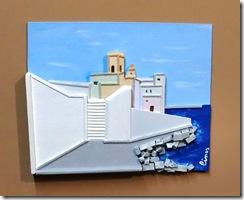 s.salavatore scalinata sul mare