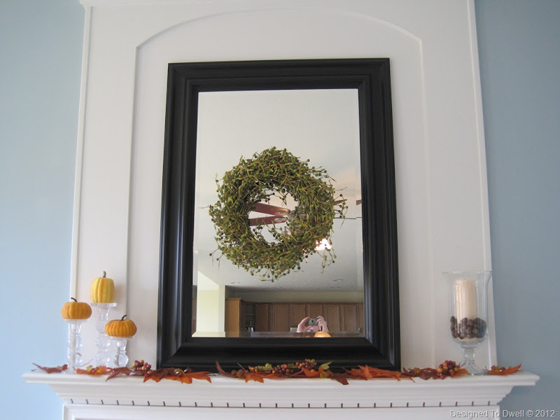 Fall Mantel 4