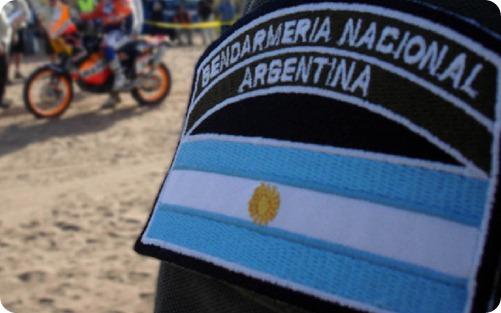 gendarmería argentina