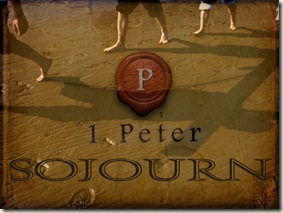 Sojourn-1Peter