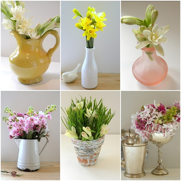 Blog Spring Flowers Kari