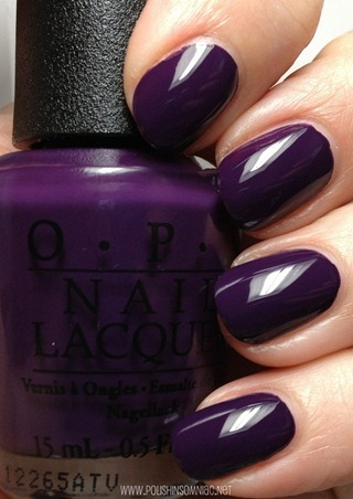 OPI Vant to Bite My Neck
