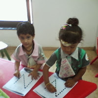 Pre-Primary on 22nd Aug GDA Harni