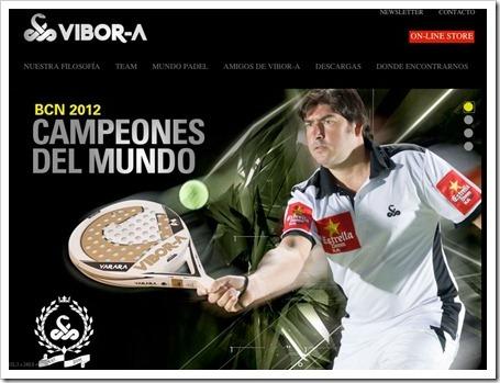 La marca de reciente creación VIBOR-A, estrenará el 21 de mayo su página web oficial.