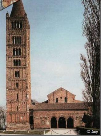 chiesa abbaziale pomposa_ferrara