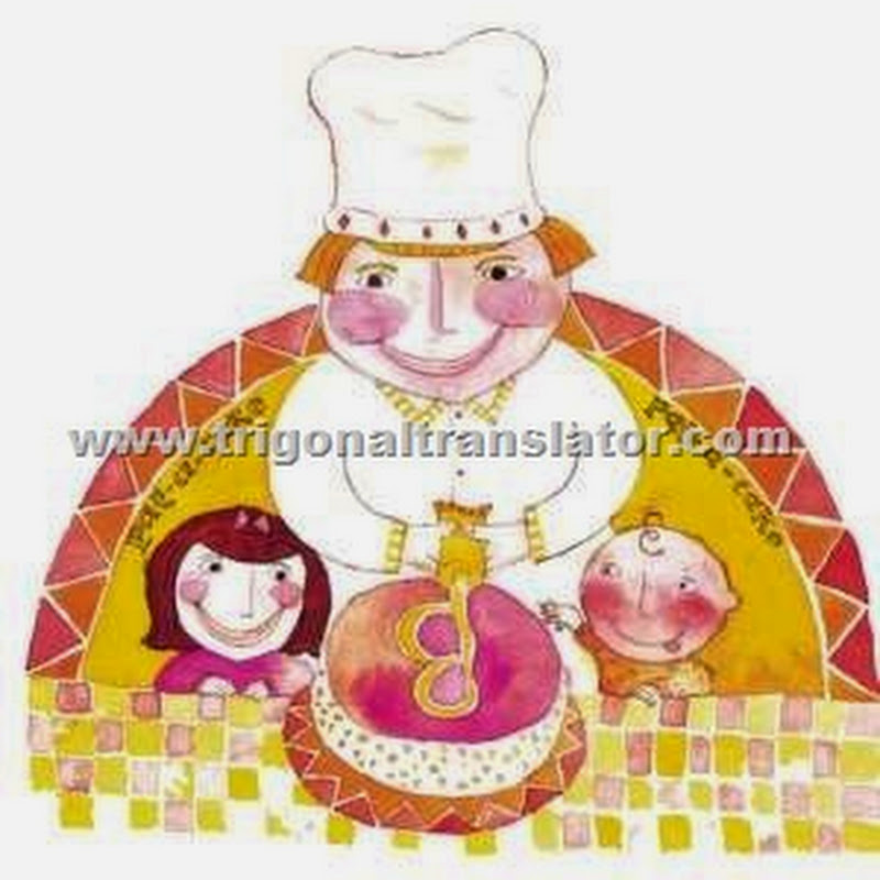 Contoh Terjemahan Nursery Rhyme: Pat-A-Cake Pat-A-Cake